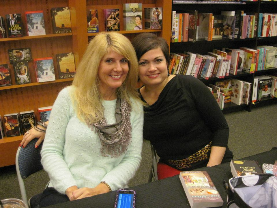 Me and Jules Bennett     — at   Barnes & Noble, Westchester, OH  .