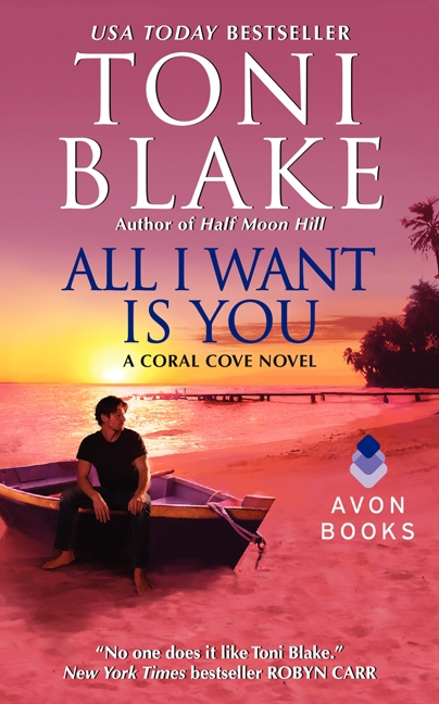 All I Want Is You    Coral Cove Series,  Book 1  May 27, 2014   more about the book