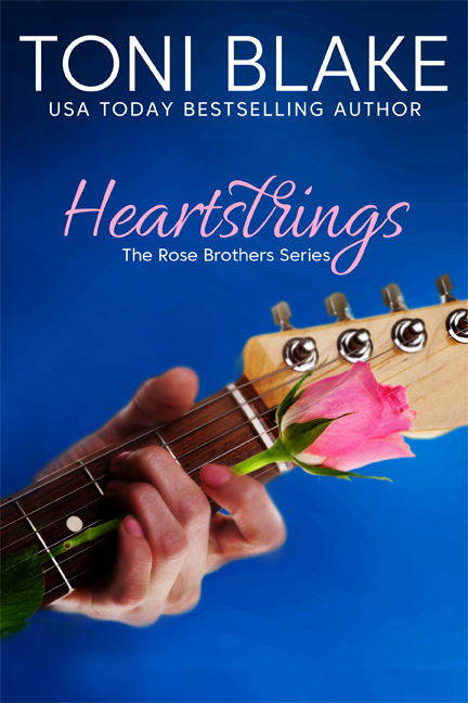 Heartstrings   The Rose Brothers, book3 April 2018