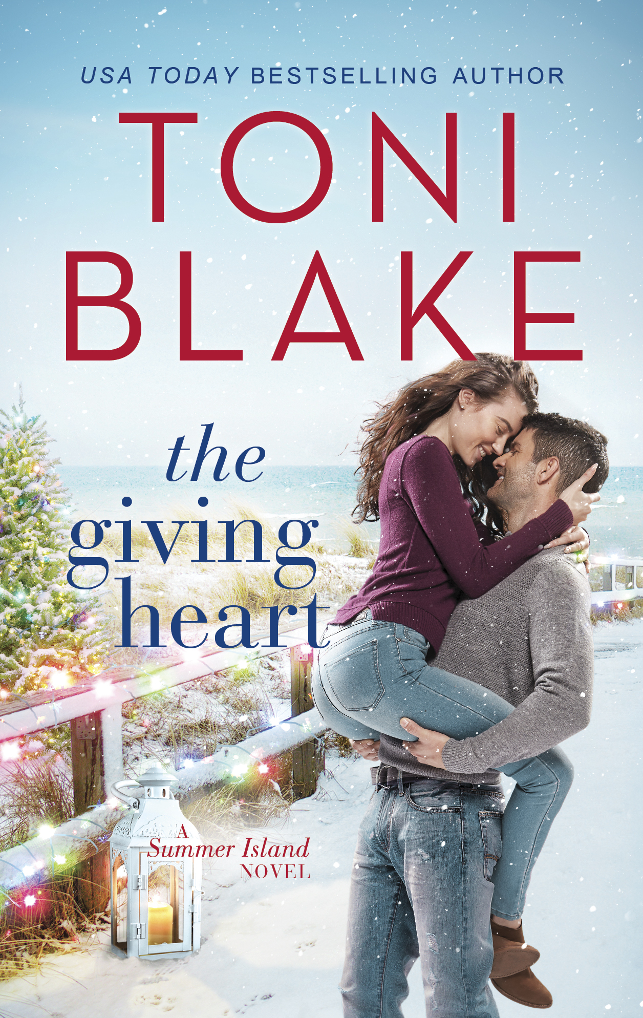 The Giving Heart A Summer Island Christmas Novel, Book 2 October 29, 2019