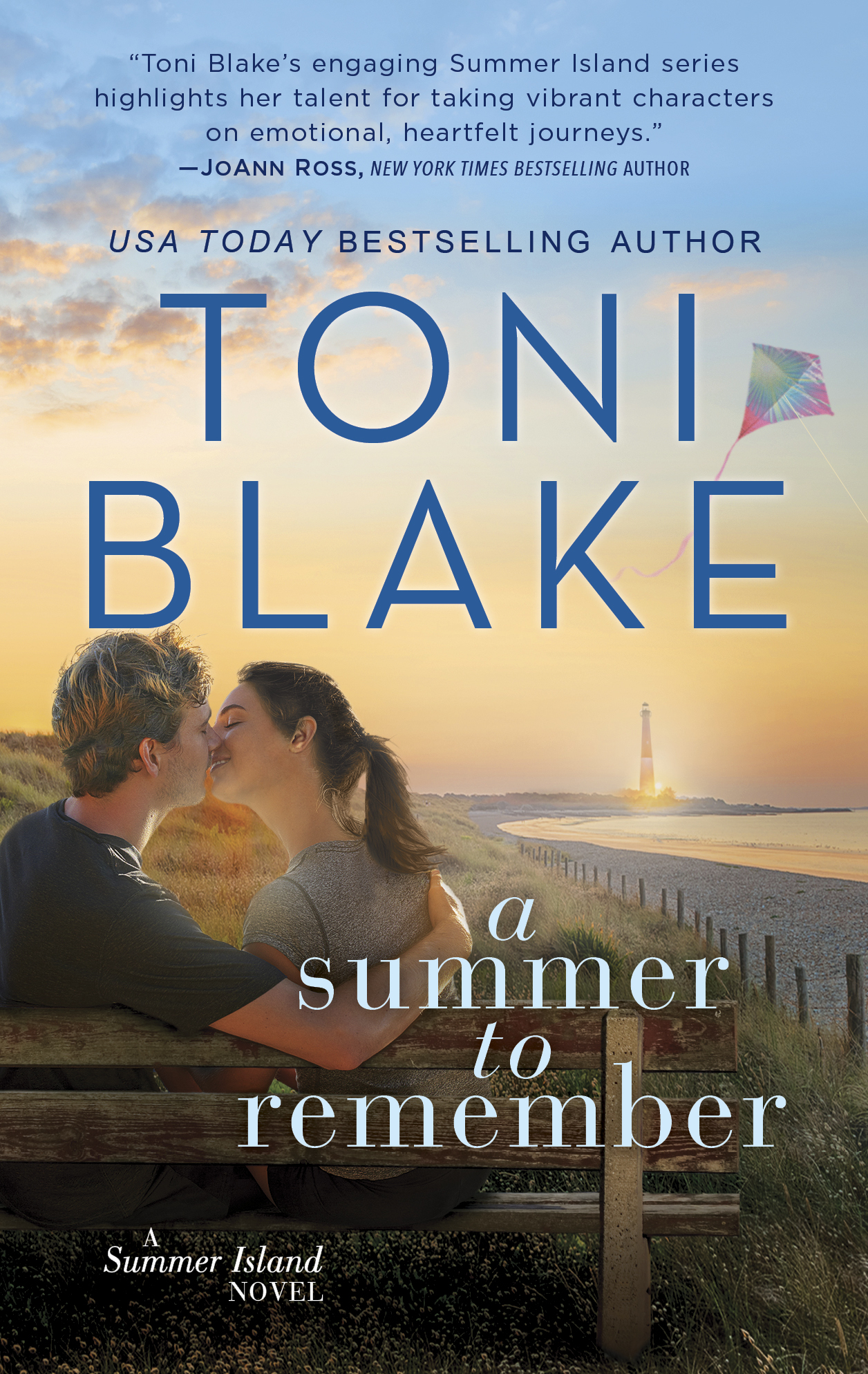 A Summer to Remember A Summer Island novella July 1, 2019  more about the book