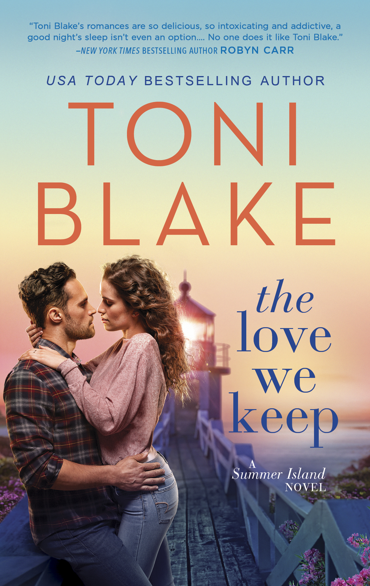 The Love We Keep A Summer Island Novel, Book 3 January 28, 2020