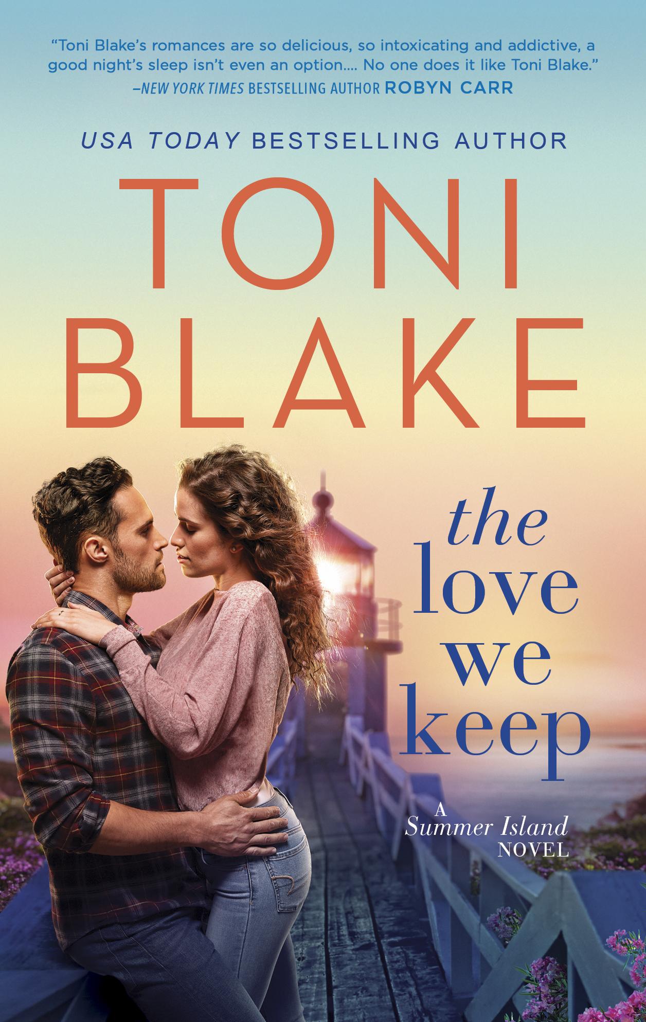 The Love We Keep A Summer Island Novel, Book 3 January 28, 2020