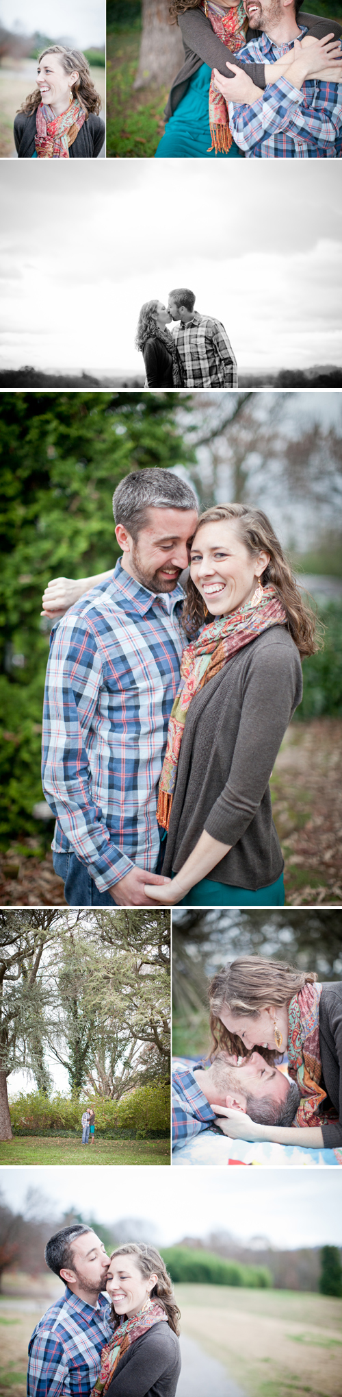 Knoxville Tennessee Engagement Session