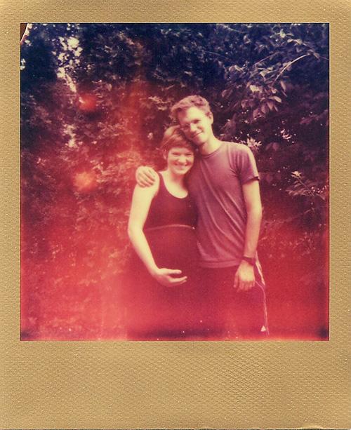 ruthie -polaroid film