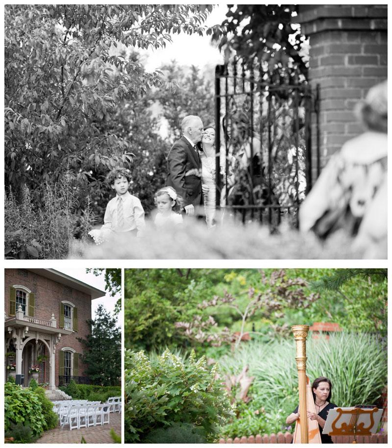 Brunch wedding at the taylor mansion