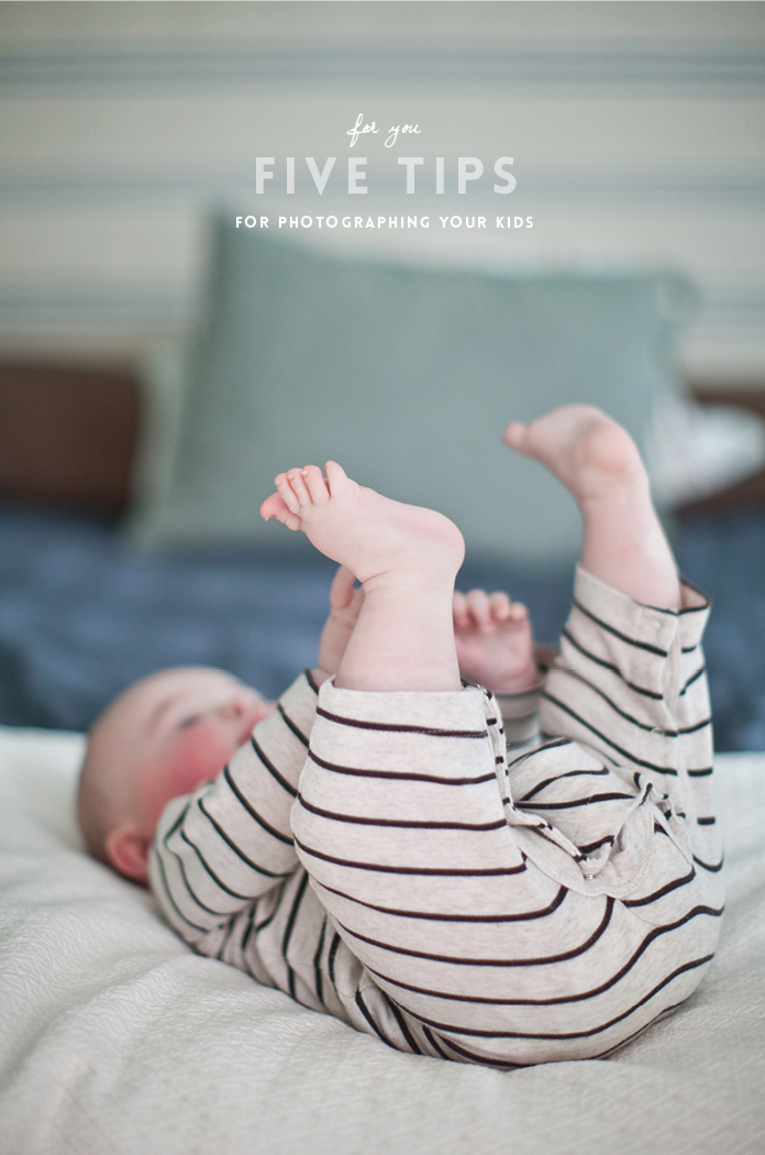 5 Tips for Taking better pictures of your kids | Lily Glass Photography