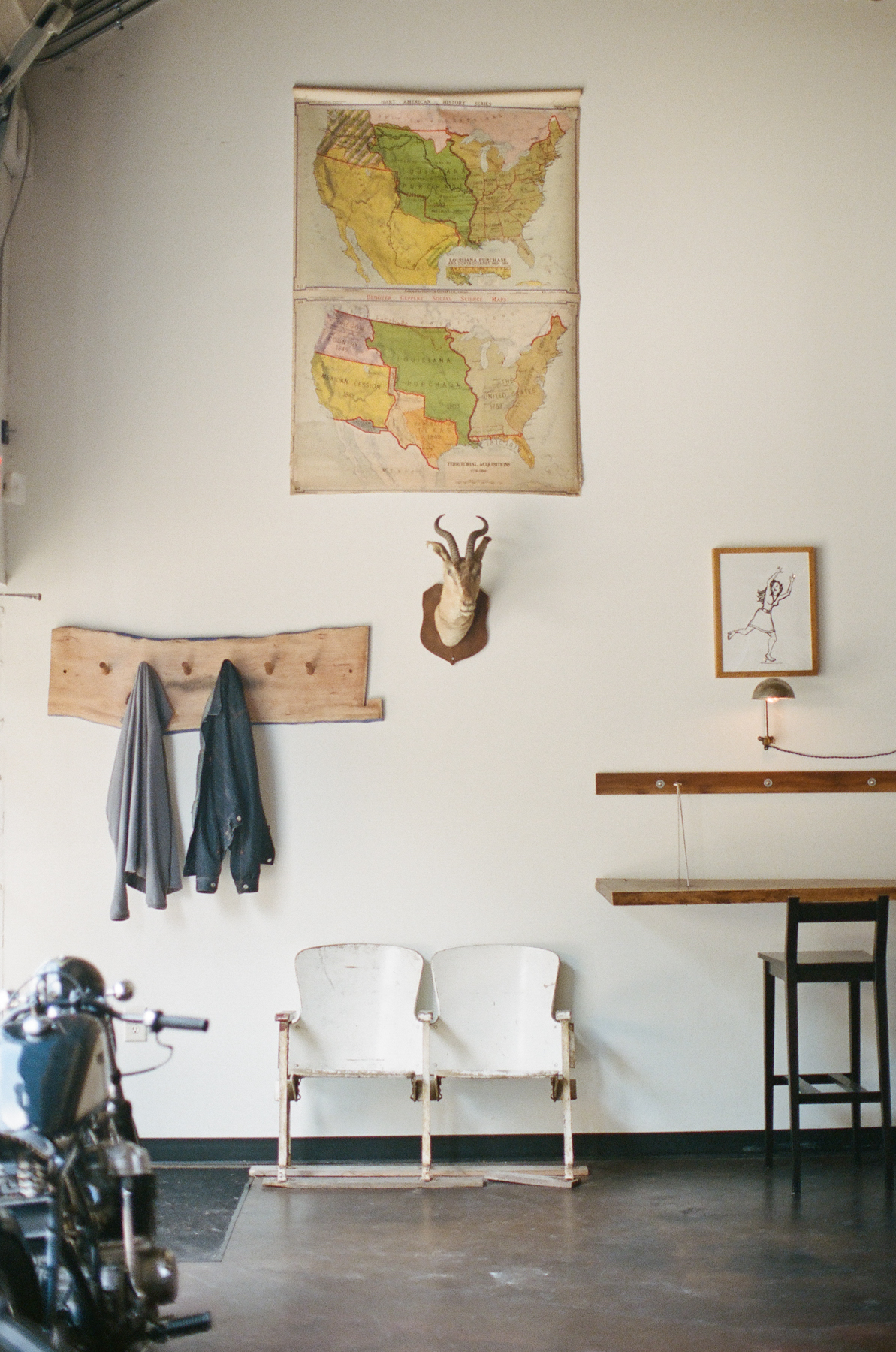 Barista Parlor Nashville Tennessee restaurant coffeehouse | lily glass