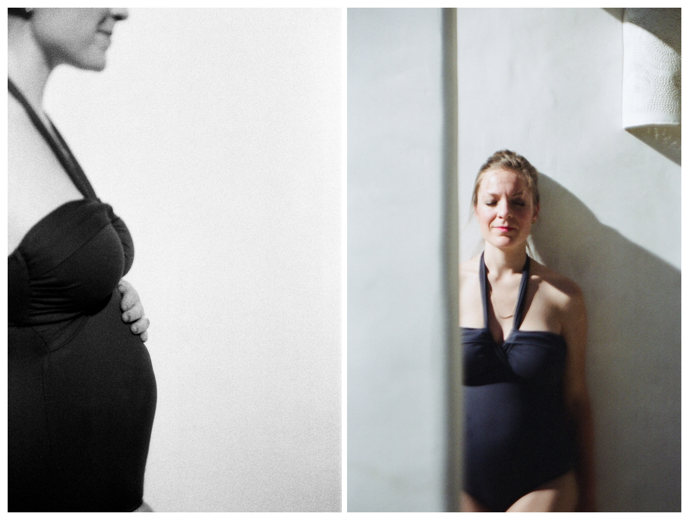 lily glass los angeles maternity photos