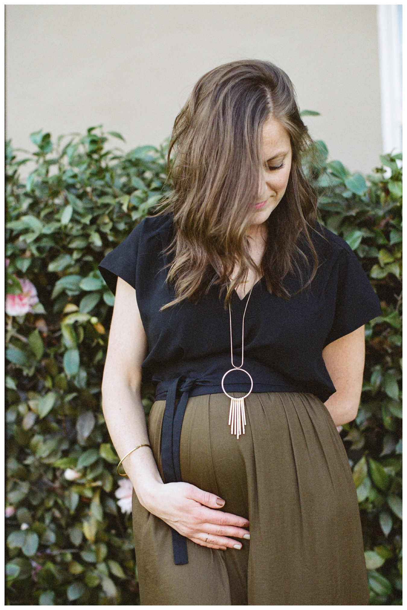 los angeles maternity photos