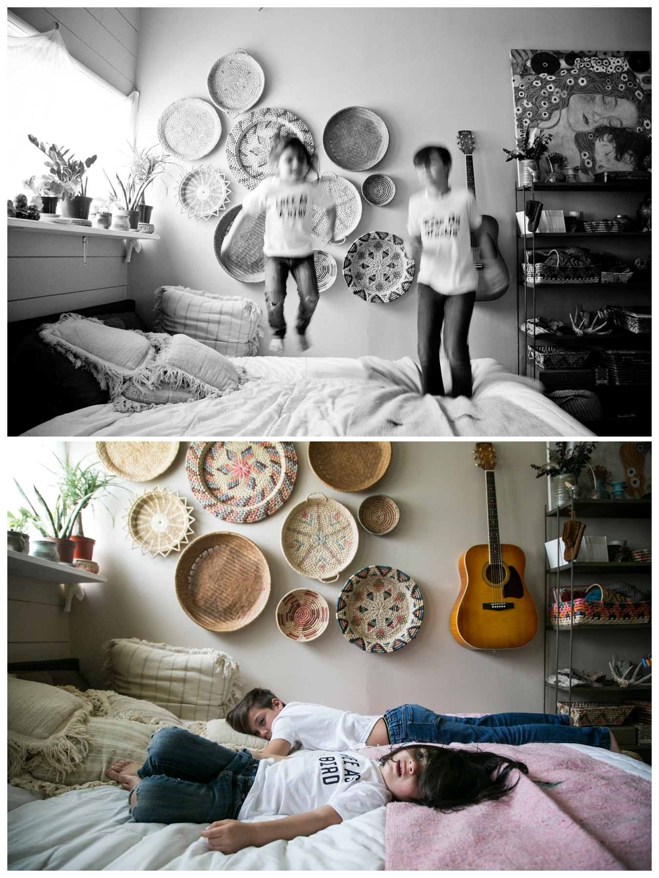 los angeles lifestyle family session by lily glass