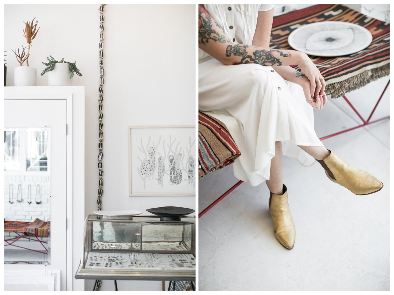 lily glass interiors for sf girl by bay | around l.a.