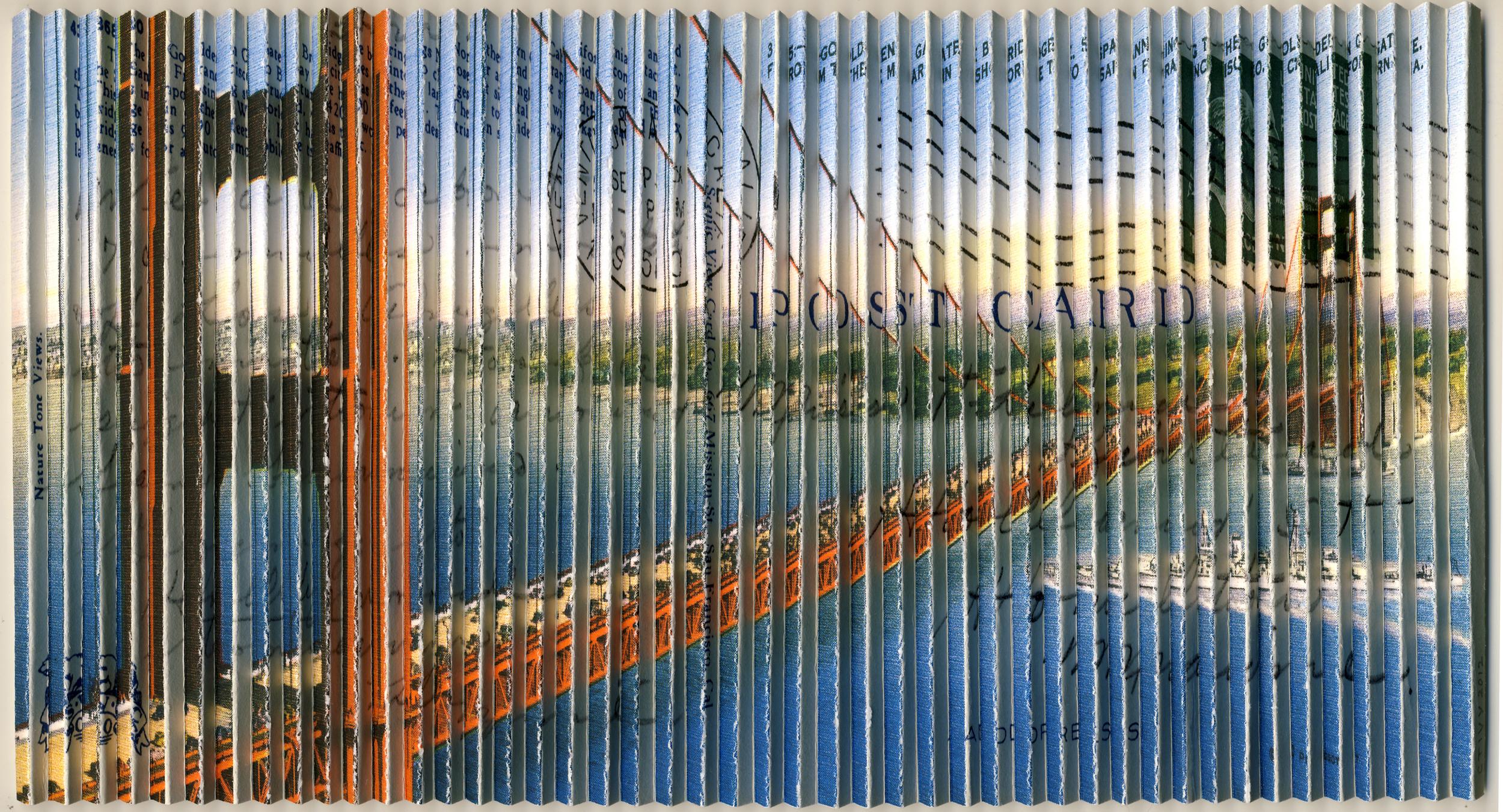 Golden Gate Bridge, San Francisco • September 30, 1950