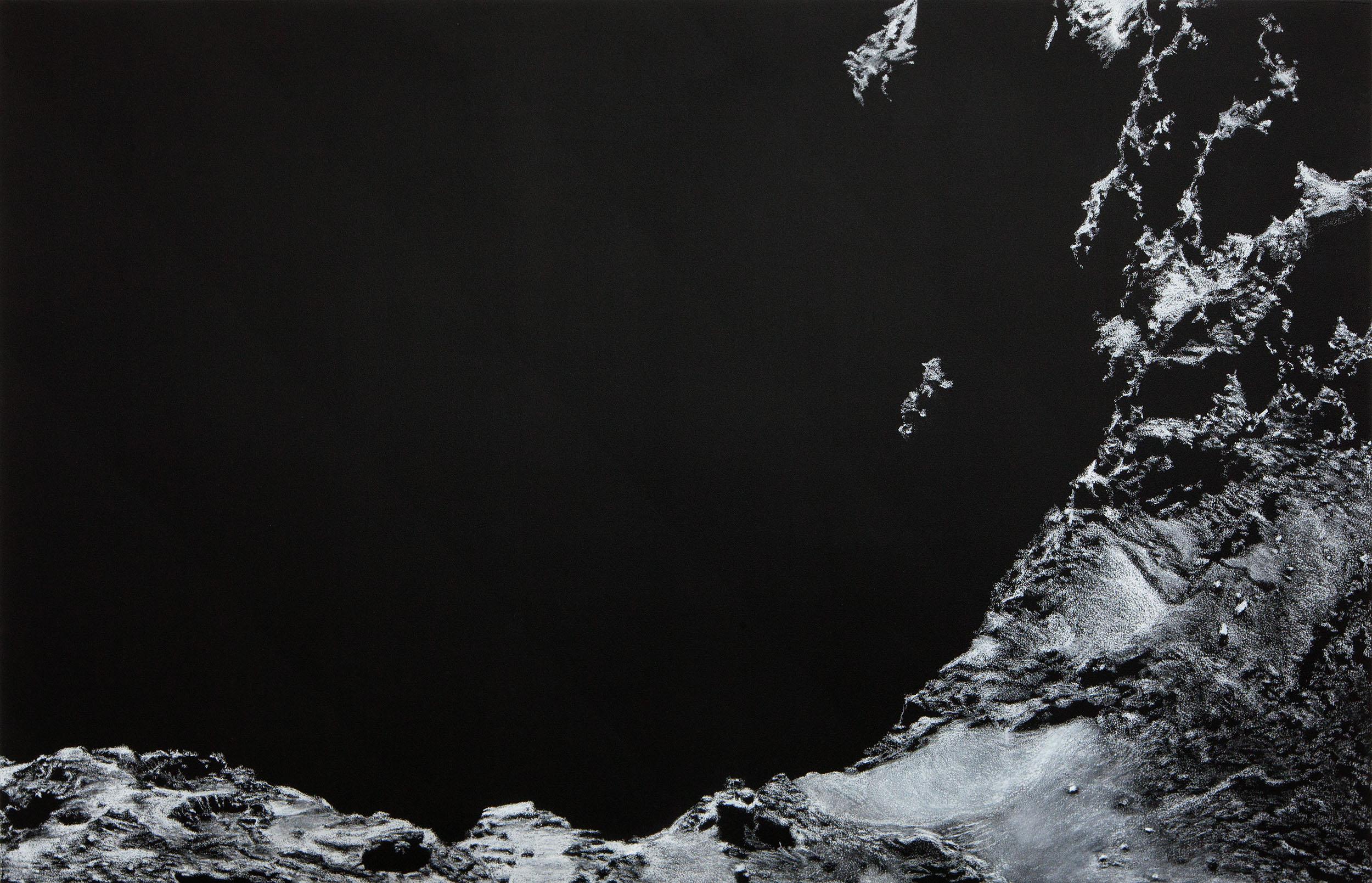 Comet 67P on 18 October 2014