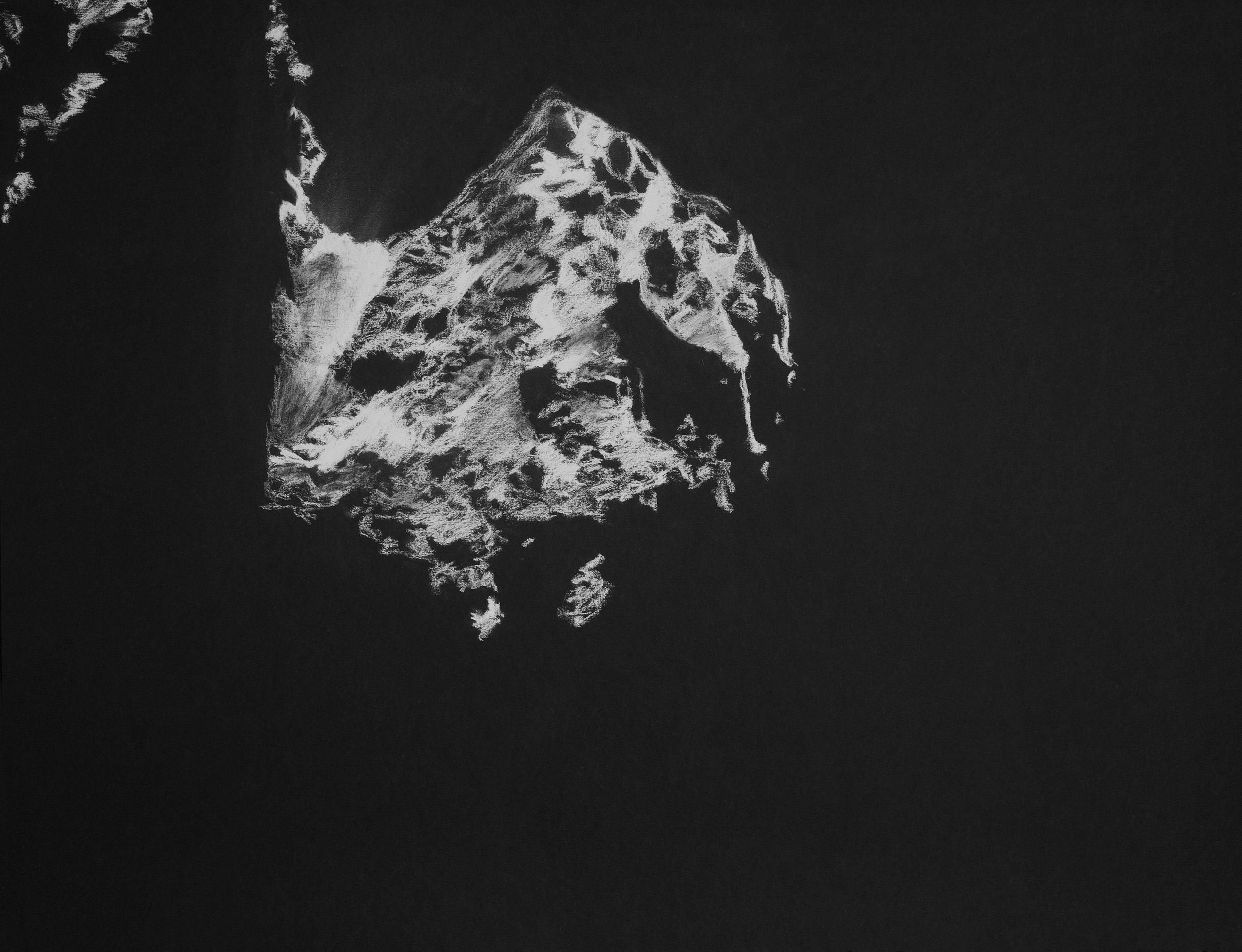 Comet 67P on 17 November 2014