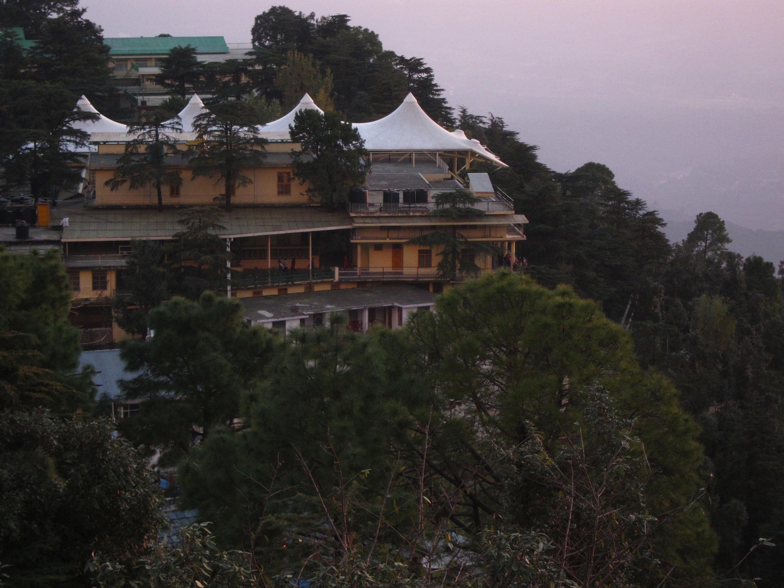 Namgyal Monastery of Dharamsala