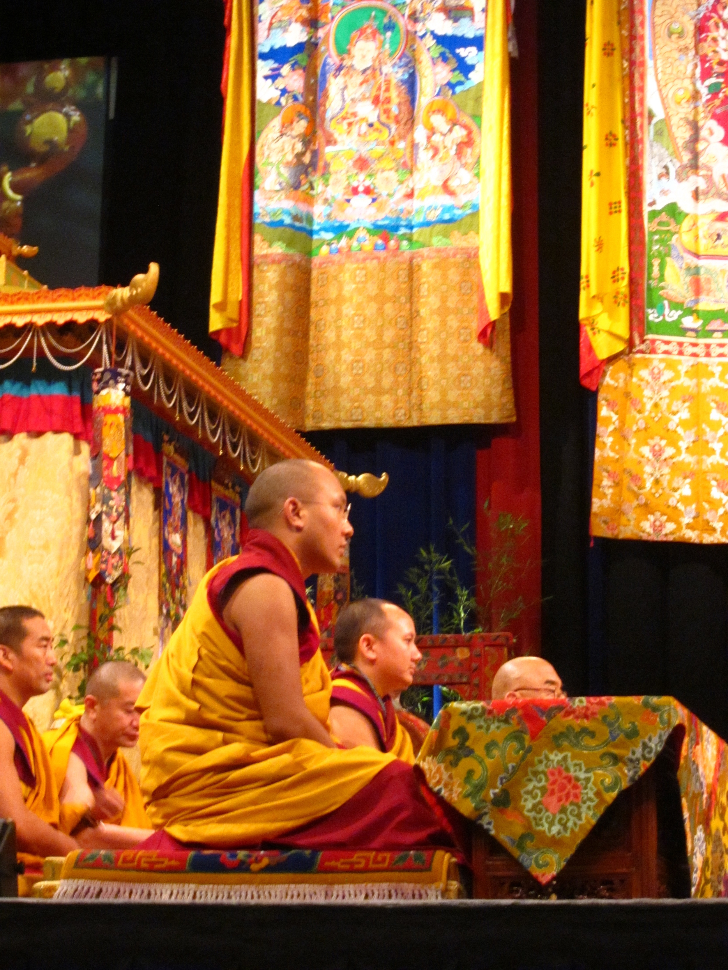 Kalachakra with Karmapa