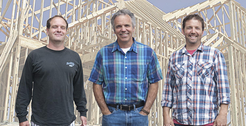 Partners Dan Dunton, Jeff Dunton, & Josh Dunton