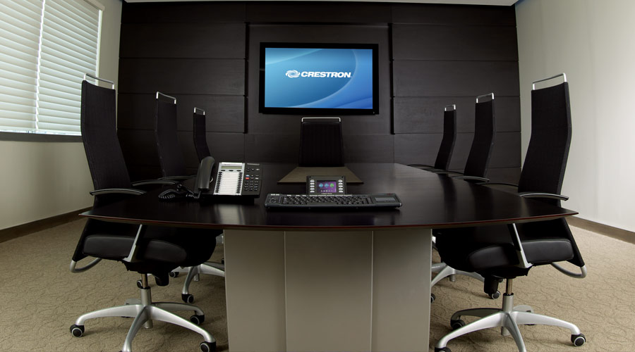 Fully Integrated Conference Rooms
