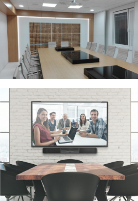Enhanced video conferencing systems