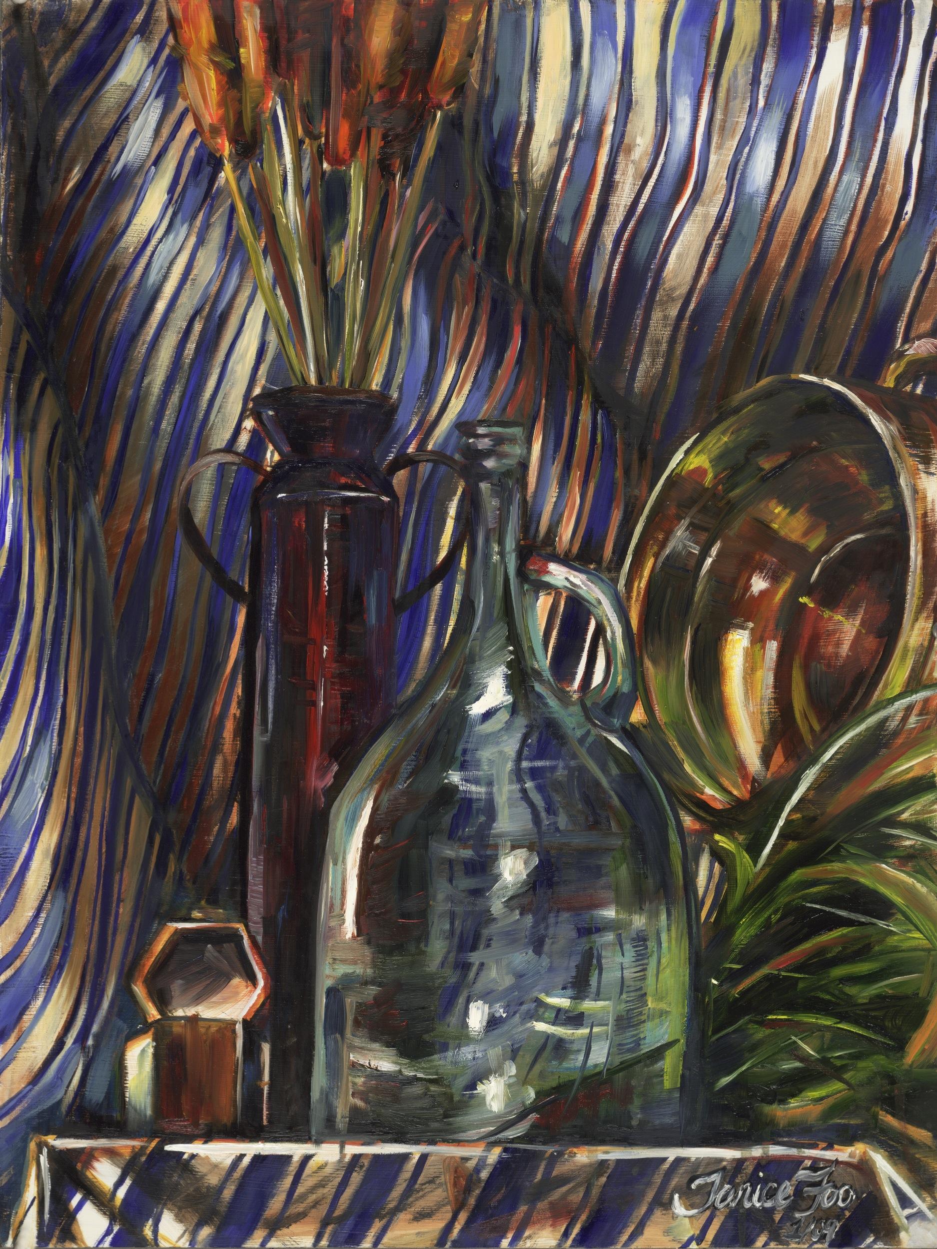 Still Life | Oil | 2009