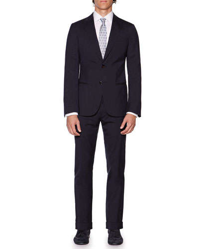 Formal Occassion: Normally the darker an outfit is, the dressier it is perceived.