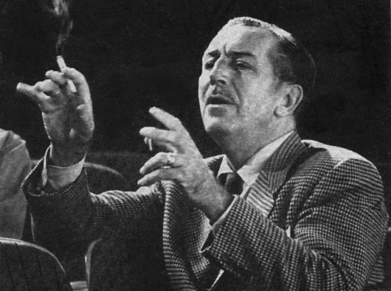 Walt Disney was a studio boss not a saint. Yet, in my fifty plus year career he was hands down the best boss I ever had.