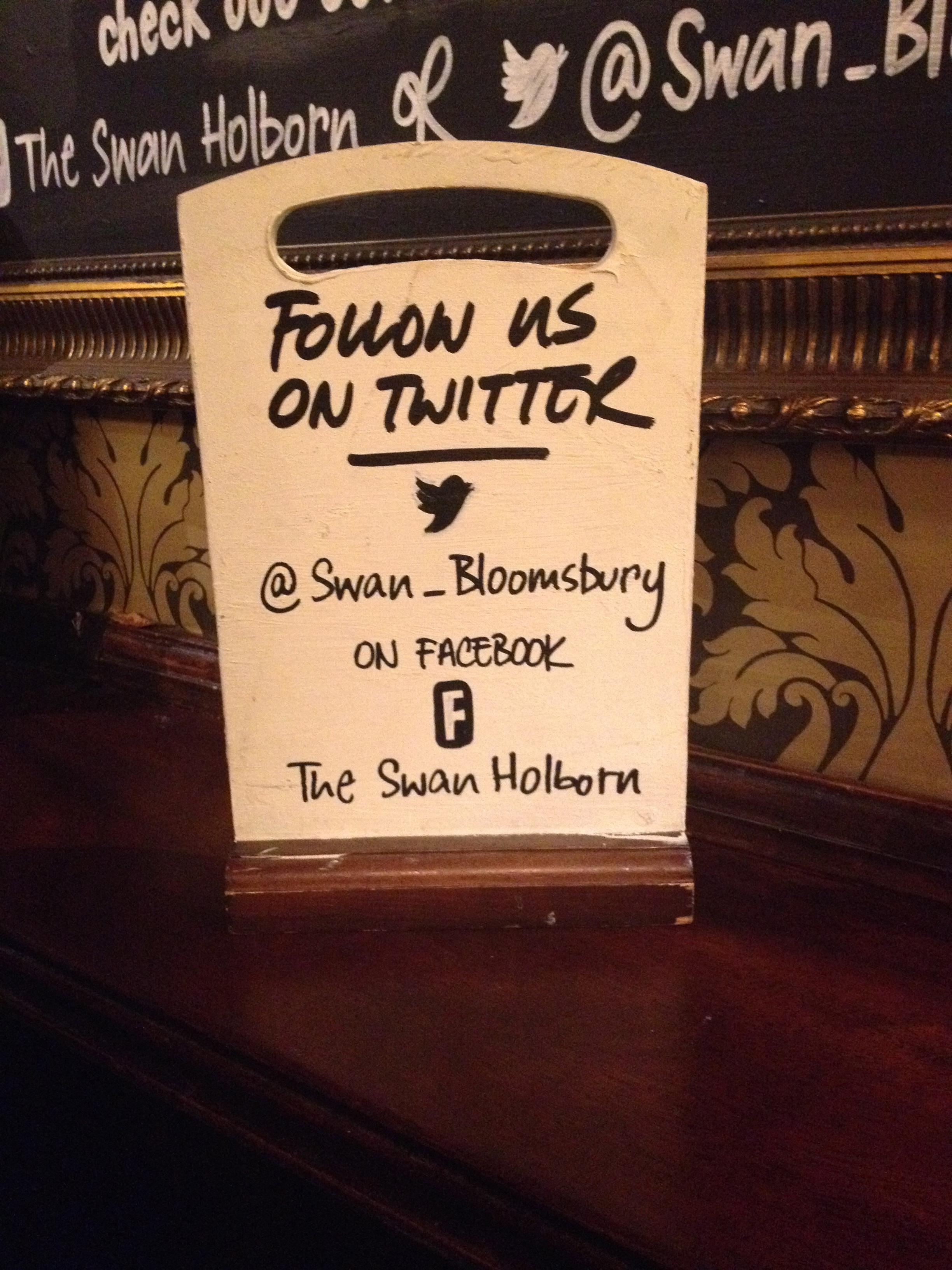 The Swan Pub!!