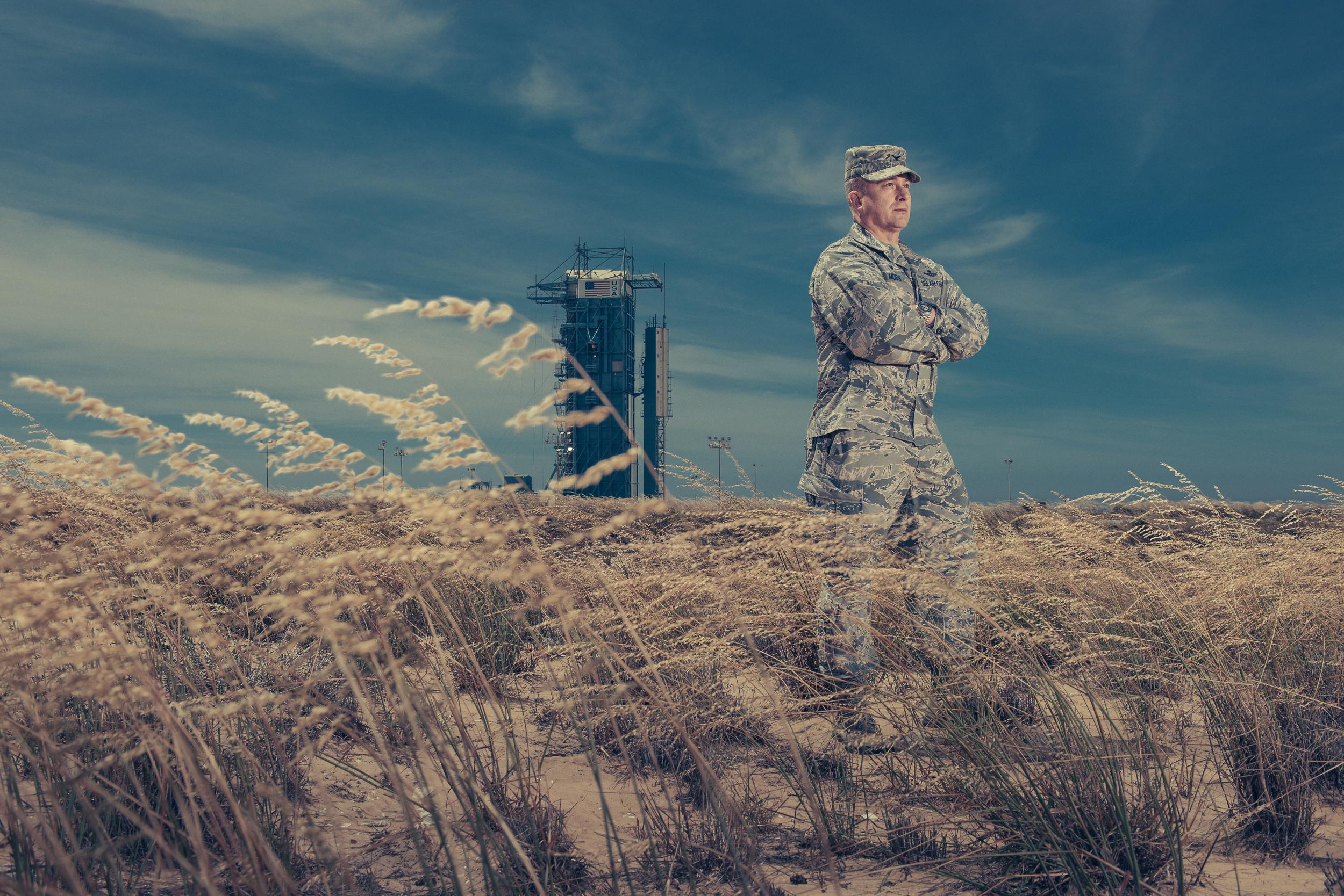 - Vandenberg Air Force Base  Alumnus Magazine