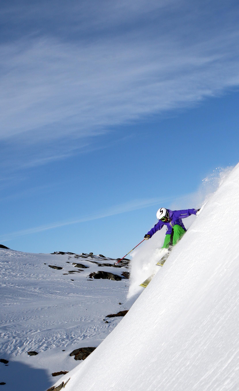 Riksgransen Ski Catalogue Shoot