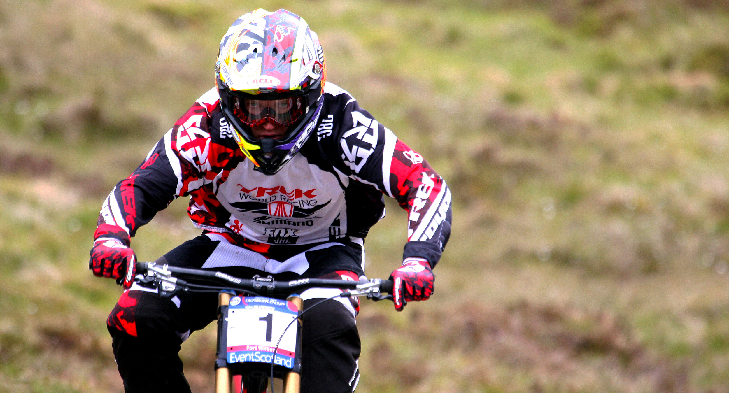 UCI Fort William Downhill World Cup