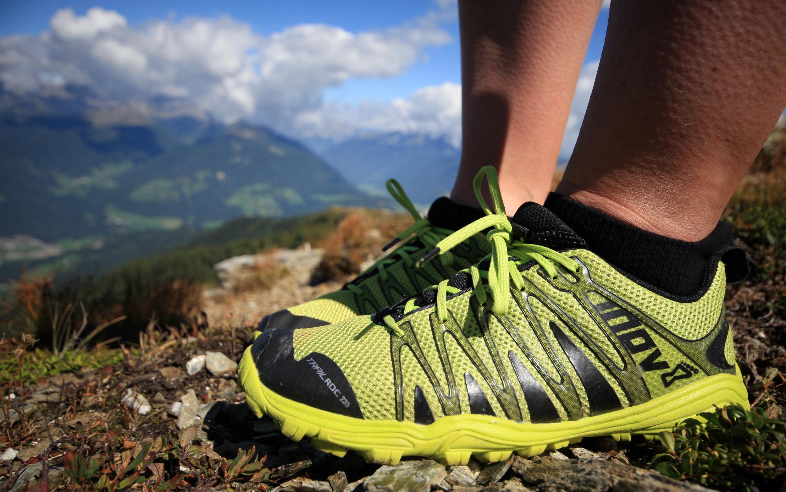 Inov-8 Dolomites Photo Shoot