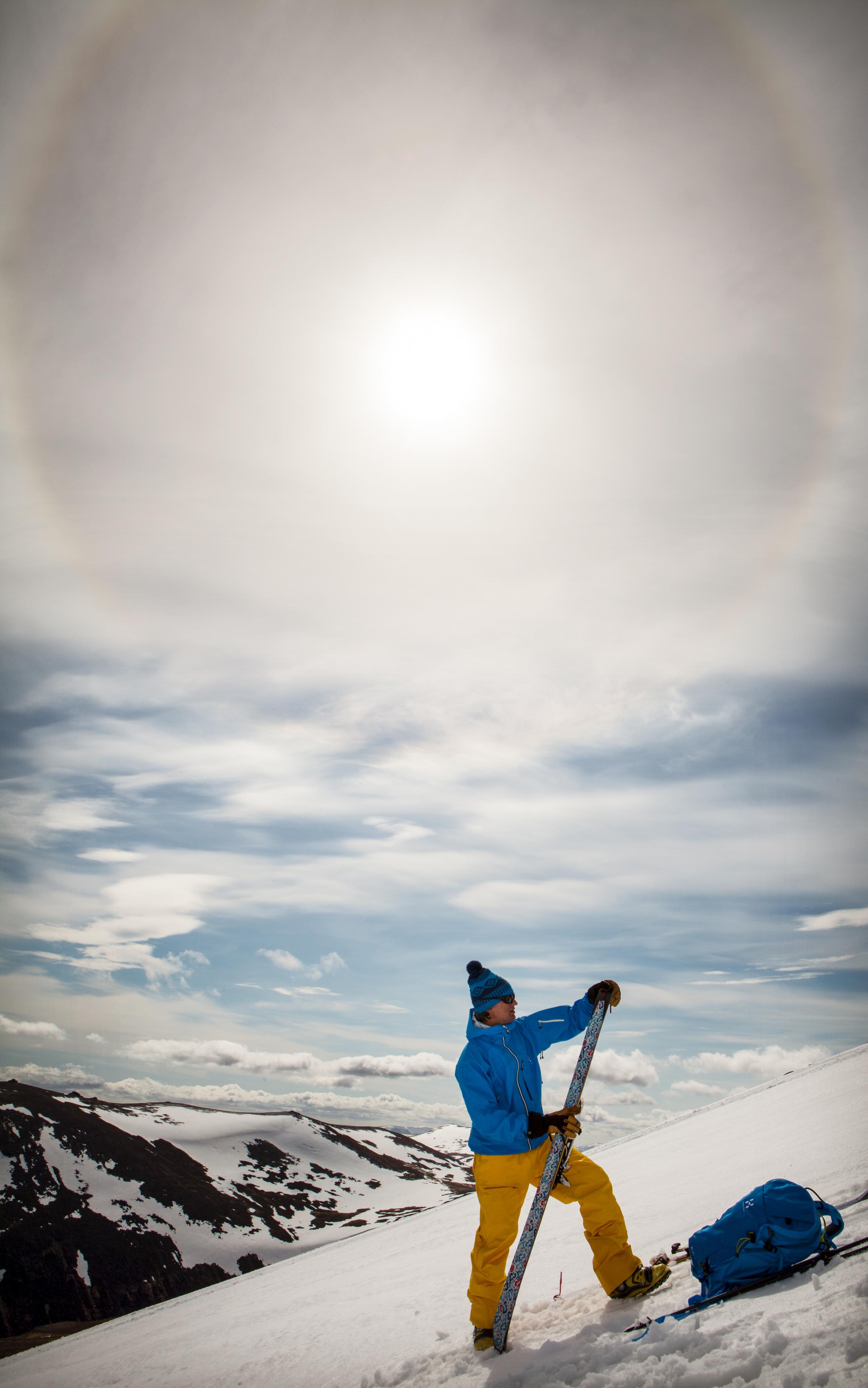 Haglöfs Ski Shoot G2 Outdoor