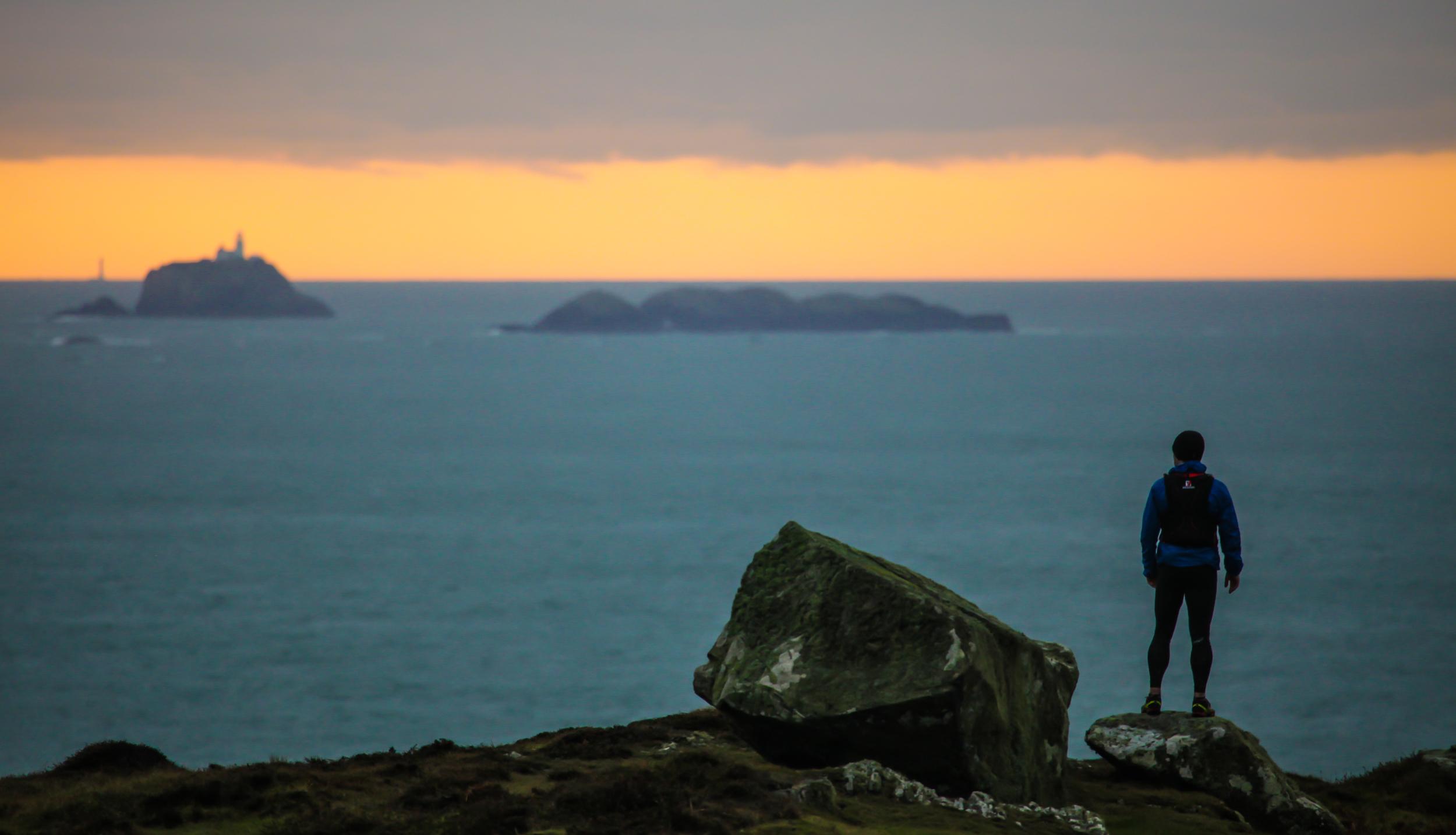 Great British MINI Adventure Day 10 - Trail Running the Pembrokeshire Coast