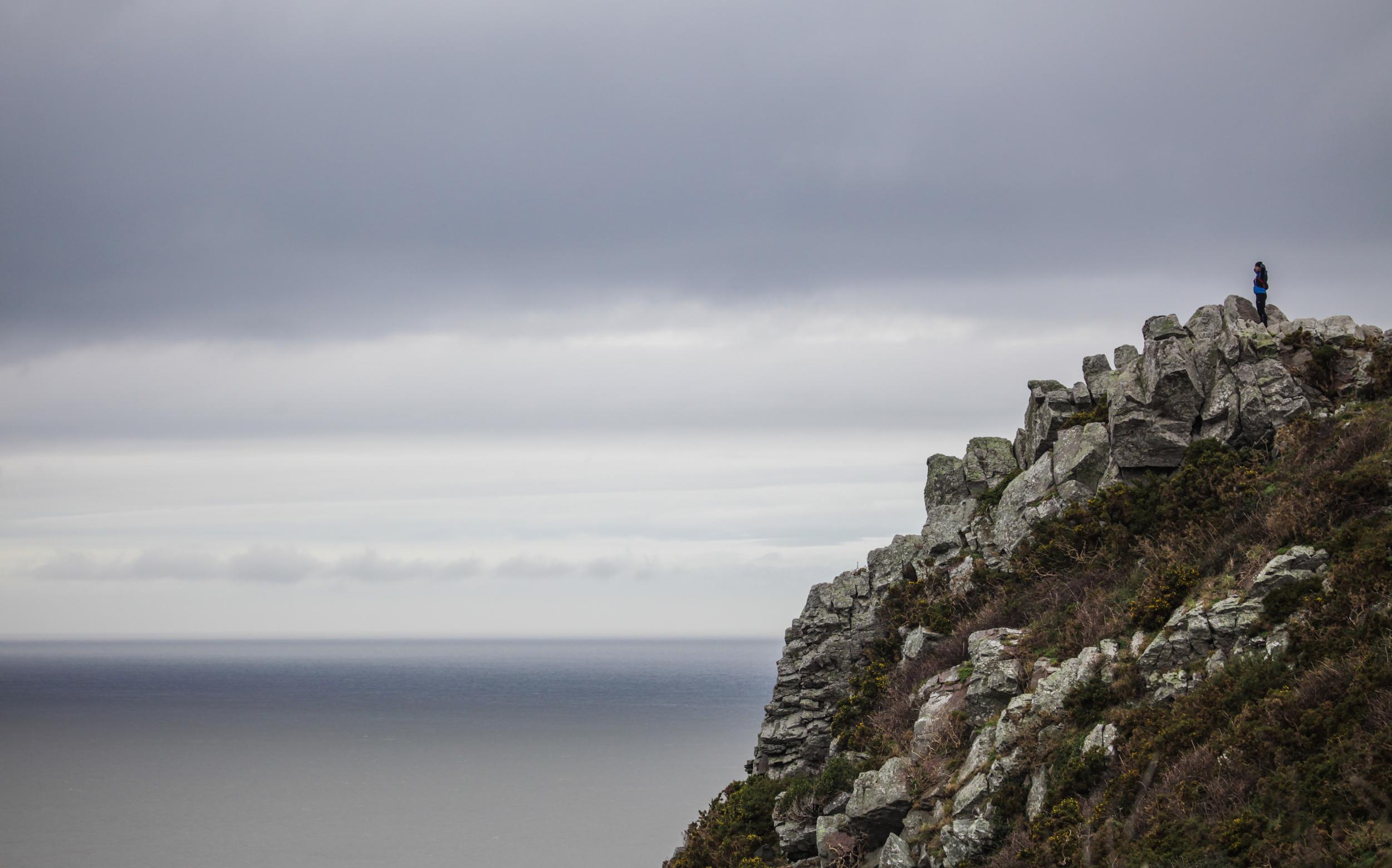 Great British MINI Adventure Day 12 - Exmoor Sea to Summit