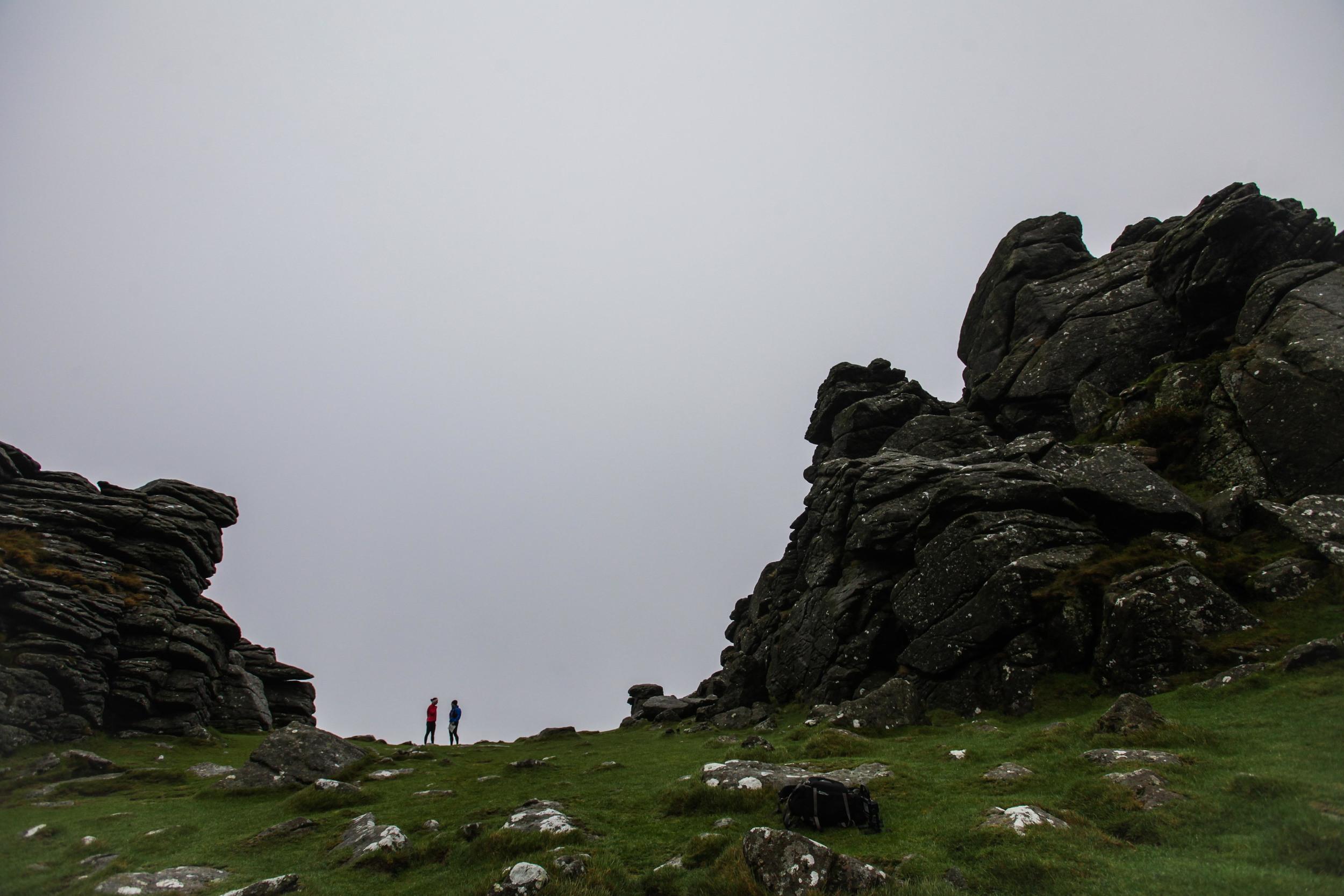 Great British MINI Adventure Day 13 - Dartmoor Ten Tors Mini Challenge