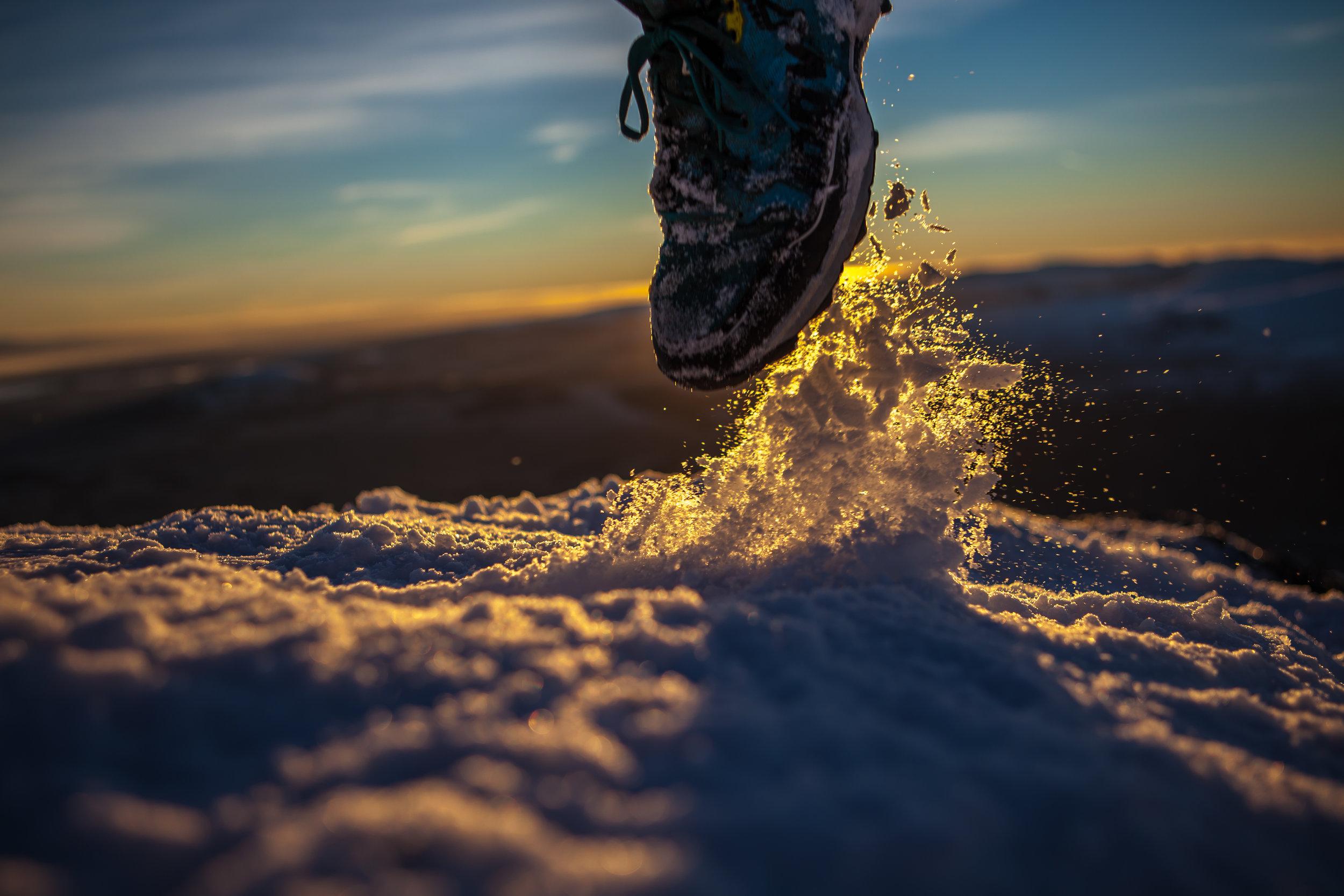 Dawn Run Lake District