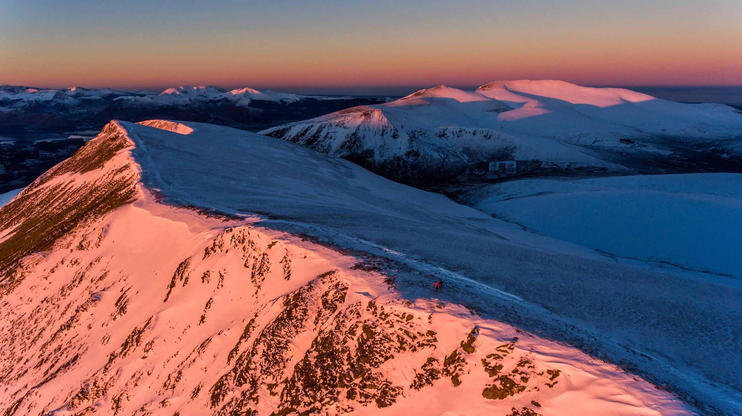 Dawn Run Lake District, Fellrunner Magazine Winter 2016 DPS