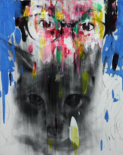 [84]+untitled+oil+&+charcoal+on+canvas+91+x+72.5+cm+2013.jpg