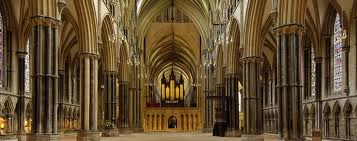 Main Aisle Lincoln Cathedral