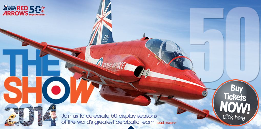 Click HERE to link to the AirShow website for details and Tickets