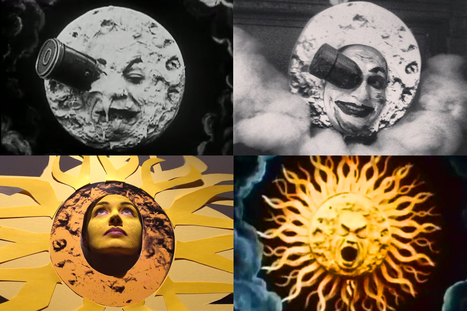 Halloween Costumes –  The Moon ,  Doug Jaeger , and  The Sun ,   Kristin Sloan.