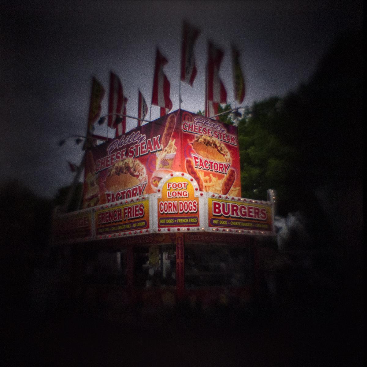 Vivona Carnival, Philly Cheese Steak