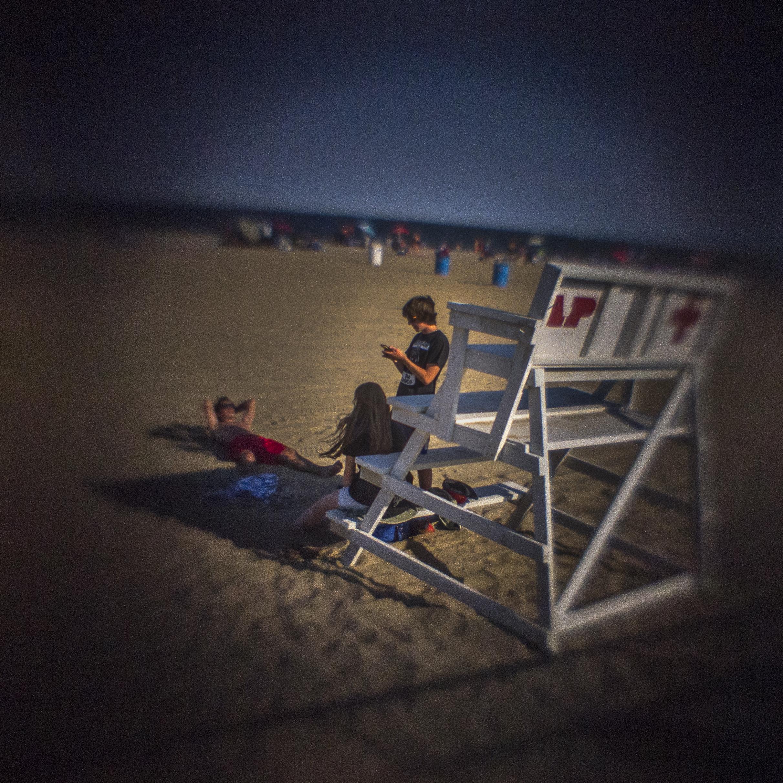 Asbury Park, Lifeguard Break