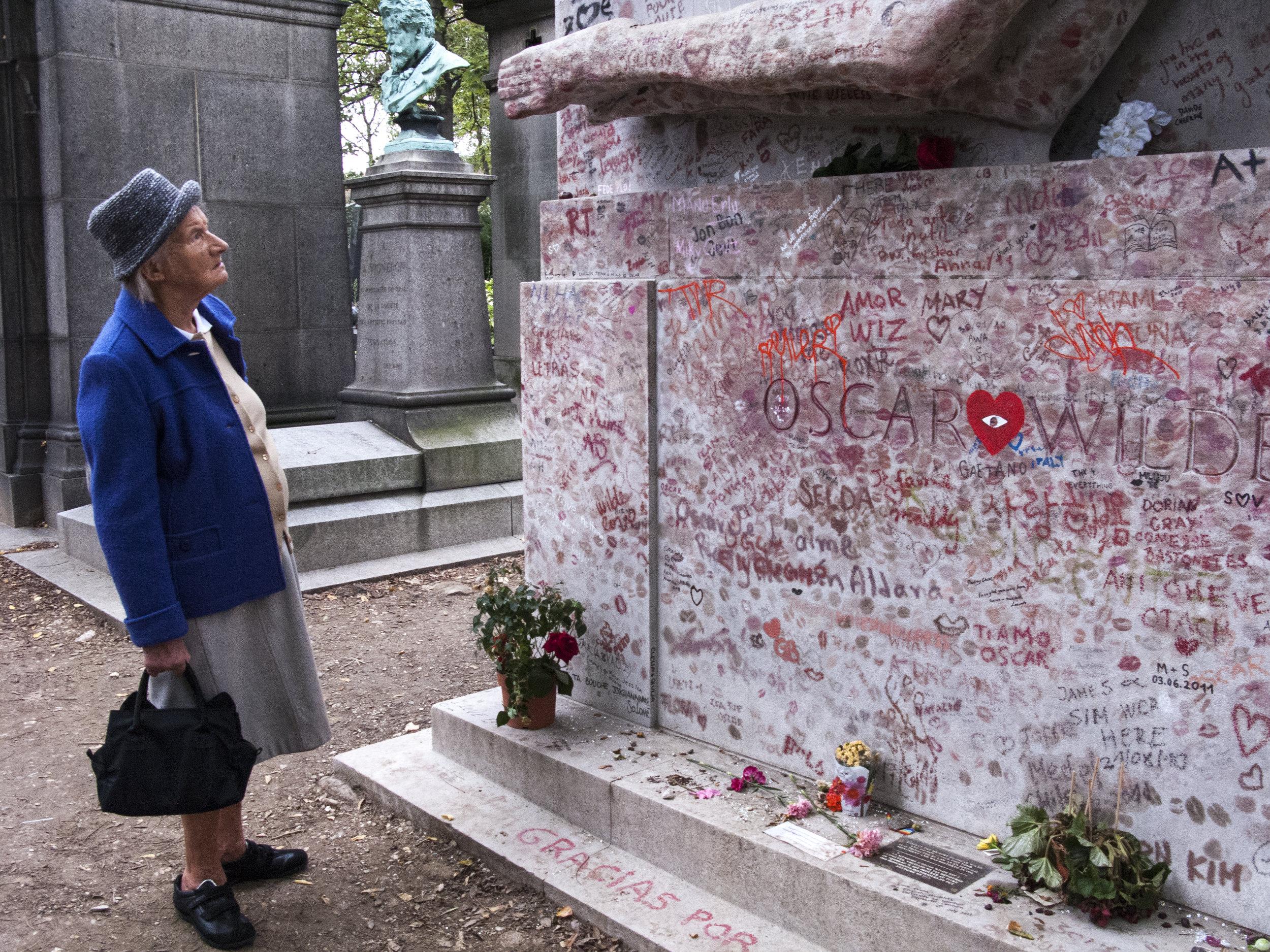 Oscar's Tomb
