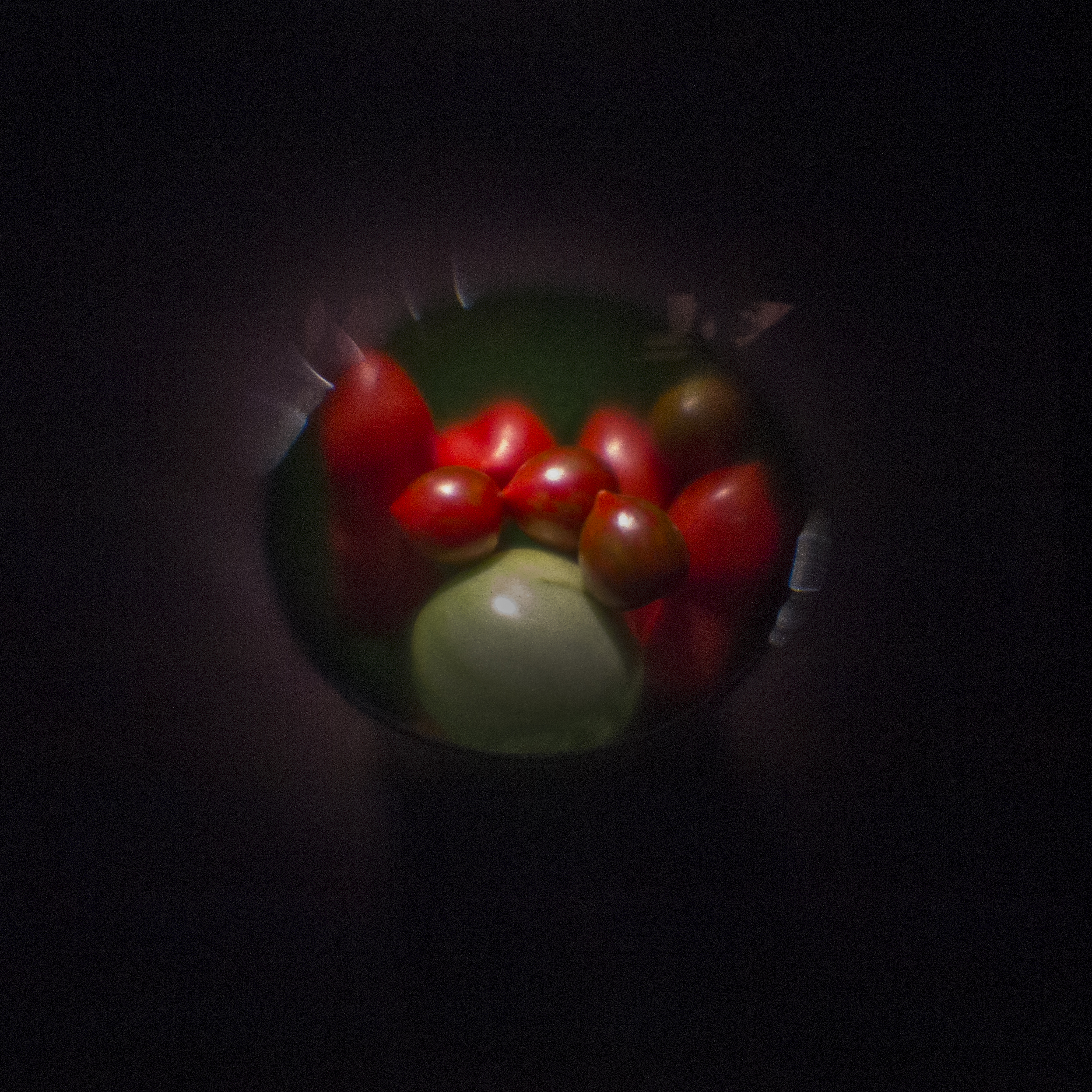 Tomatoes Fill Finnish Bowl