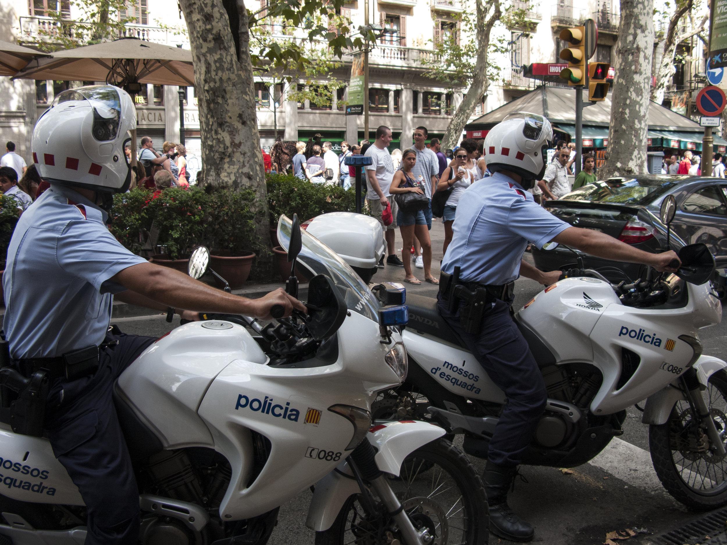 Ramblas Patrol
