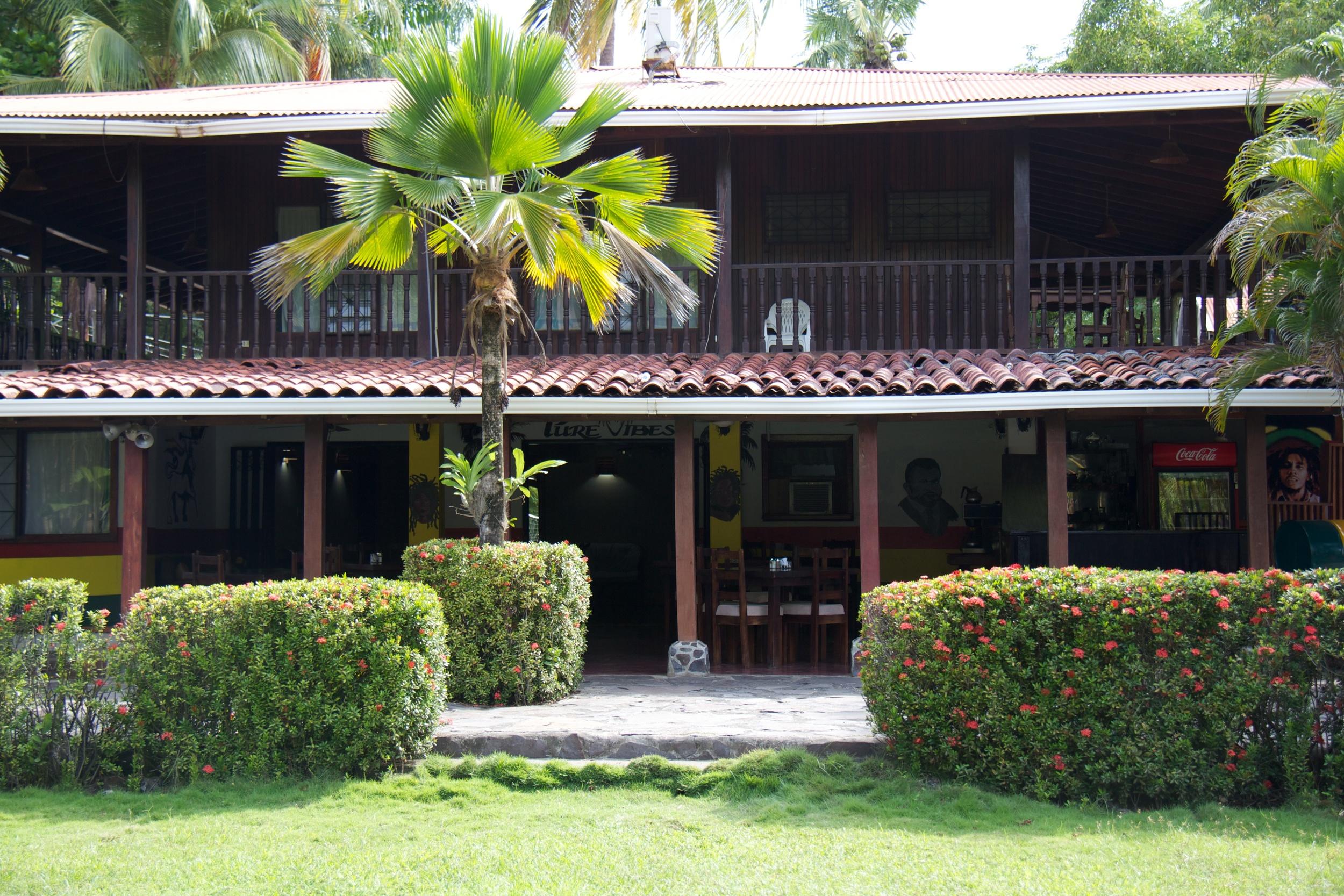 Main House at Pure Vibes