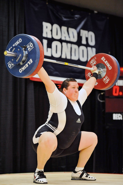 Sarah Robles would be considered obese to the untrained eye; she's also the strongest woman in the United States.