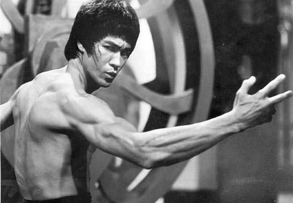 Once again, today's words of wisdom are brought to you by Bruce Lee.